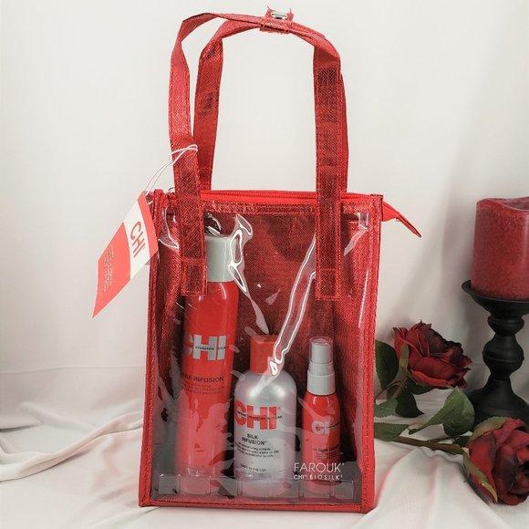 Chi Biosilk 3 piece Gift Bag NWT